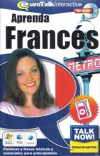 talk now! french (beginners) (cd-rom)-9781843520030
