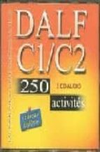 dalf c1/c2: 250 activites (3 cd audio) 9782090328530