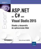 asp.net en c# con visual studio 2015 brice arnaud guerin 9782409002830