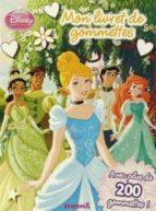 Disney princesses mon livret 978-2508024030 por  DJVU PDF FB2