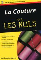 la couture pour les nuls (ebook)-jan saunders maresh-9782754037730