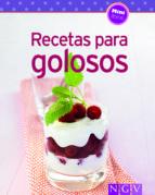 recetas para golosos 9783625005230