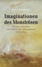 imaginationen des monströsen (ebook)-urte helduser-9783835328730