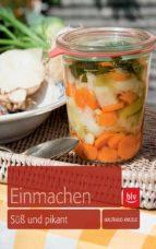 einmachen (ebook)-watraud angele-9783835461130