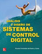 análisis y diseño de sistemas de control digital 9786071507730
