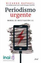 periodismo urgente-9786077474630