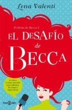 el desafío de becca (el diván de becca 2) (ebook)-lena valenti-9788401016530