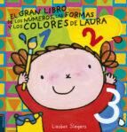el gran libro de los números, las formas y los colores de laura liesbet slegers 9788414010730