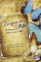 lo que es, es 2º edc (ebook)-germán gonzalez-9788415306030