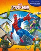 spiderman mi libro juego 9788415343530