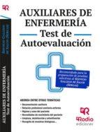 auxiliares de enfermeria. test de autoevaluacion. servicio gallego de salud 9788416266630
