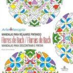 mandalas para relajarse pintando flores de bach sergio guinot studio 9788416574230