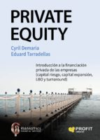 private equity eduard; demaria, cyril tarradellas espuny 9788416583430