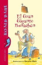 el gran gigante bonachon-roald dahl-9788420401430