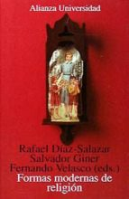 formas modernas de religion-rafael diaz-salazar-9788420627830