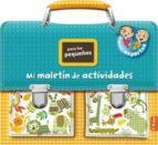 maletin de actividades para los pequeños (pequeños expertos)-9788424643430