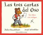 El libro de Las tres cartas del oso (cuentos del bosque de la bellota) autor JULIA DONALDSON PDF!