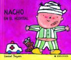 nacho en el hospital (mayusculas)-liesbet slegers-9788426346230