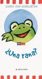 ¿una rana?-guido van genechten-9788426350930
