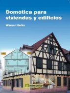 domotica para viviendas y edificios werner harke 9788426716330