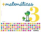 cuaderno de matematicas 3 (educacion infantil) 9788429407730