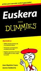 euskera para dummies jean baptiste coyos jasone salaberria 9788432900730