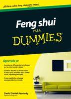 feng shui para dummies-david daniel kennedy-9788432902130