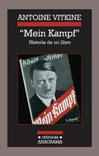 mein kampf, historia de un libro antoine vitkine 9788433925930