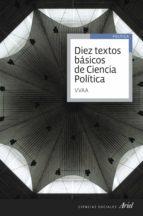 diez textos basicos de ciencia politica-9788434418530