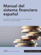 manual sistema financiero español 26ª edición actualizada 9788434423930