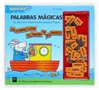 palabras magicas: un libro con imanes para construir frases 9788434892330