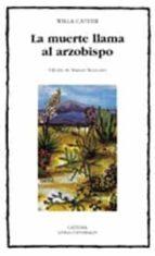 la muerte llama el arzobispo-9788437617930