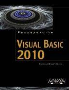 visual basic 2010 (programacion)-francisco charte-9788441528130