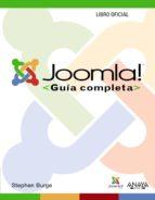 joomla!:guia completa stephen burge 9788441531130