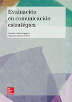 pod - evaluacion en comunicacion estrategica-antonio castillo-9788448194130