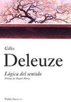 logica del sentido-gilles deleuze-9788449318030