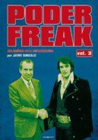 poder freak (vol. 2): una cronica de la contracultura-jaime gonzalo-9788461548330