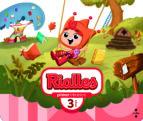 PROJECTE RIALLES 3 ANYS EDUCACION INFANTIL 1ER TRIMESTRE ED 2016