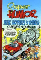super humor nº 44: pepe gotera y otilio chapuzas a domicilio francisco ibañez 9788466640930