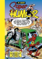 super humor mortadelo y filemon: el jurado popular iii. pocket francisco ibañez talavera 9788466656030