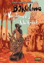 barcelona: los vagabundos de la chatarra-jorge carrion-9788467918830