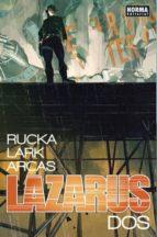 lazarus 2: elevacion-9788467919530