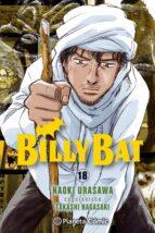 billy bat 18 naoki urasawa 9788468477930