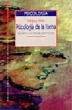 psicologia de la forma wolfgang kohler 9788470303630
