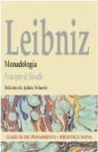 monadologia: principios de filosofia-gottfried wilhelm leibniz-9788470309830