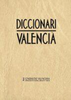 diccionari valencia 9788476602430