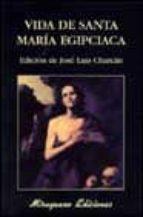 vida de santa maria egipciaca j.l. charcan palacios 9788478132430