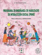 programa de enseñanza de habilidades de interaccion social-ines monjas casares-9788478692330