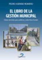 el libro de la gestion municipal pedro asensio romero 9788479787530