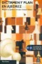dictamen y plan en ajedrez: mejore su ajedrez con este manual cla sico (incluye cd rom) max euwe 9788480196130